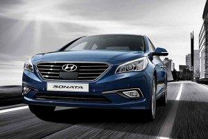 Компания Hyundai представила седан Sonata нового поколения