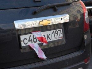 Депутаты придумали, как штрафовать водителей за нечитаемые номера