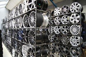Продажа дисков на автомобили