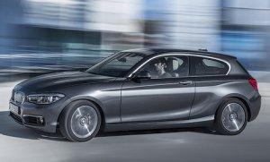 Немцы обновили семейство BMW 1-Series