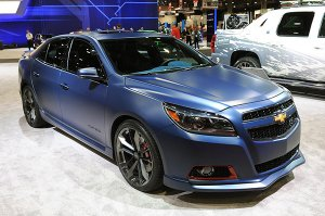 Chevrolet Malibu Turbo Performance представили на SEMA