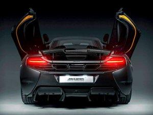 Показан карбоновый суперкар под названием McLaren MSO 650S Project Kilo
