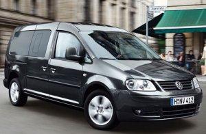 Volkswagen Caddy прошел смену поколений