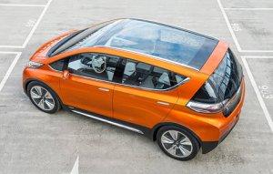 Chevrolet Bolt EV появится уже через два года