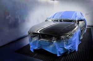 Как восстановить автомобиль после аварии?