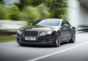 Современный стиль Bentley continental gt speed