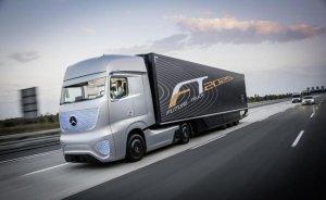 Грузовики Mercedes-Benz получат дополнительное оборудование