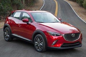 За первый месяц было реализовано 10 тысяч автомобилей Mazda CX-3