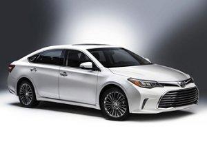 Внешность седана Toyota Avalon подверглась изменениям