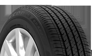 Bridgestone показал новые шины Ecopia EP422 Plus