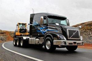 Показан новый тягач Volvo VNX 630