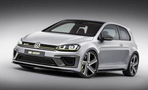 Volkswagen Golf R400 поступит в серийное производство