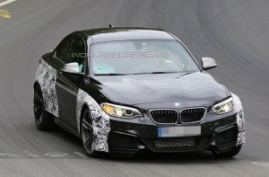 Стало известно, каким мотором оснастят BMW M2