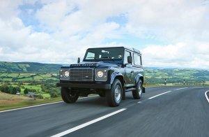 Новый Land Rover Defender получит спортивную модификацию