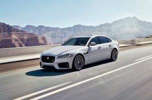 Представлен автомобиль Jaguar XF нового поколения