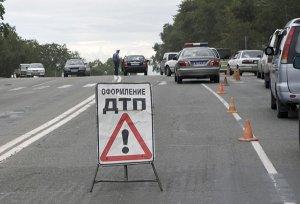 Если в ДТП нет пострадавших, то битые машины нужно убирать с проезжей части