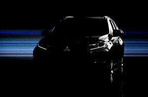 Mitsubishi Pajero Sport скоро будет представлен публике