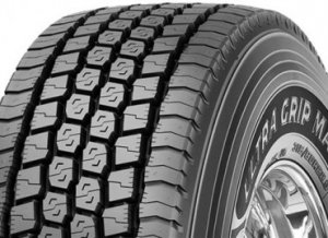 Goodyear представляет новые зимние покрышки ULTRA GRIP MAX