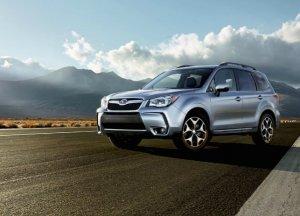 Subaru Forester обновился для американского рынка