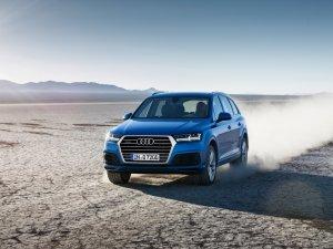 Новое поколение Audi Q7 получит мощный дизельный мотор