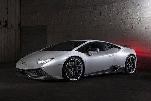 Тюнинг Lamborghini Huracan от ателье Novitec Torado