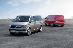 Volkswagen представил новое поколение коммерческих авто