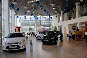 В Омске откроют второй дилерский центр Ford