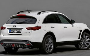 Для России создадут особый вариант Infiniti QX70 – Ultimate