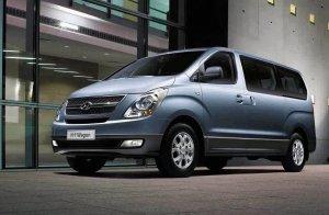 Обновленный Hyundai H-1 представили на российском рынке