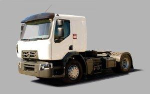Представлен грузовой автомобиль Renault Trucks D WIDE