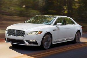 Lincoln Continental снова возвращается в модельный ряд