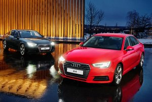 Audi назвали стоимость дизельной версии A4