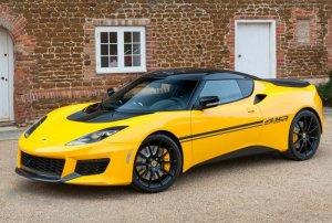 Представлена заряженная версия спорткара Lotus Evora 400