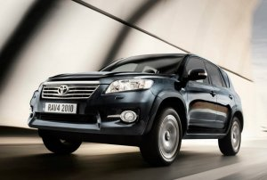 Toyota объявила о глобальном отзыве модели RAV4