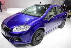 В Индии представлен новый автомобиль Fiat Linea