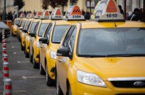 В Волгограде все такси перекрасят в белый и желтый цвет