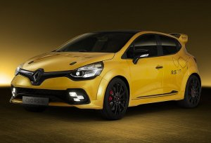 Renault Clio получит усиленную версию