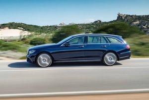 Mercedes-Benz E-Class получит вседорожную версию