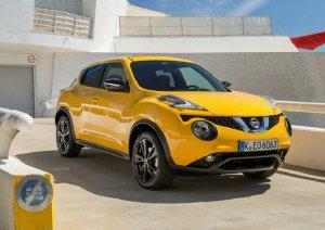 Nissan Juke получит электрическую версию
