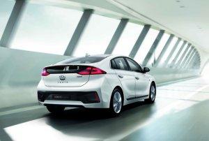 У Hyundai Ioniq ДВС выполнит функцию генератора