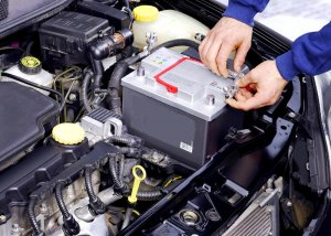 Поэтапная зарядка автомобильного аккумулятора