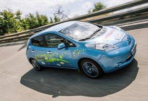 Nissan Leaf получил увеличенный ресурс