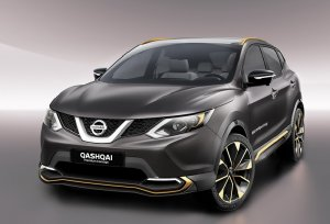 Nissan X-Trai и Qashqai получили премиальные модификации
