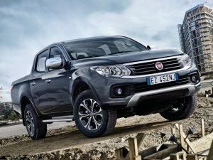 Стали известны цены для российского рынка на новый пикап Fiat Fullback