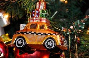 Как заказать такси в новогоднюю ночь?