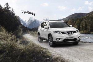 Nissan выпустит особую версию X-Trail под названием X-Scape