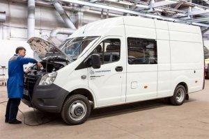 В 2018 году должно произойти обновление микроавтобуса ГАЗель Next