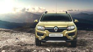 Технические характеристики Renault Sandero Stepway