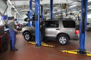 Автомобили Форд: основные поломки, как правильно подобрать автосервис